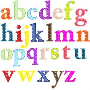 How to Learn the ABCs