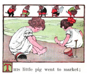 About The Little Piggy Song