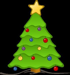 Overly Christmas.O Christmas Tree History