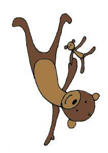 5 Little Monkeys Dance Videos