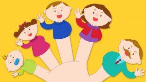 Nursery Rhymes Finger Family