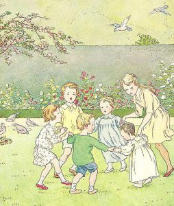 The Deeper Meaning of Nursery Rhymes