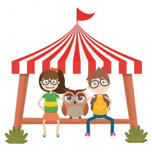 Fun at the Amusement Park with Nursery Rhyme