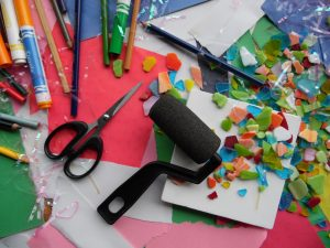 Arts and Crafts in the Classroom