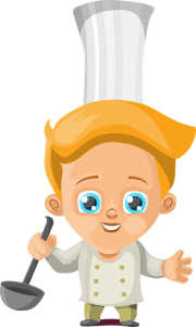 Fun Cooking with Children Rhyme