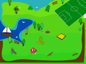 Activities in the Park with Children