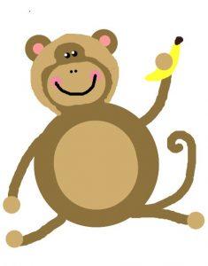 How to Sing Five Little Monkeys