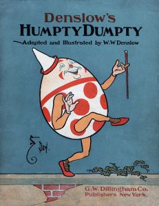 Humpty Dumpty the Egg