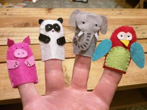 Finger Family Hand Motions
