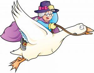 Mother Goose in Pop Culture