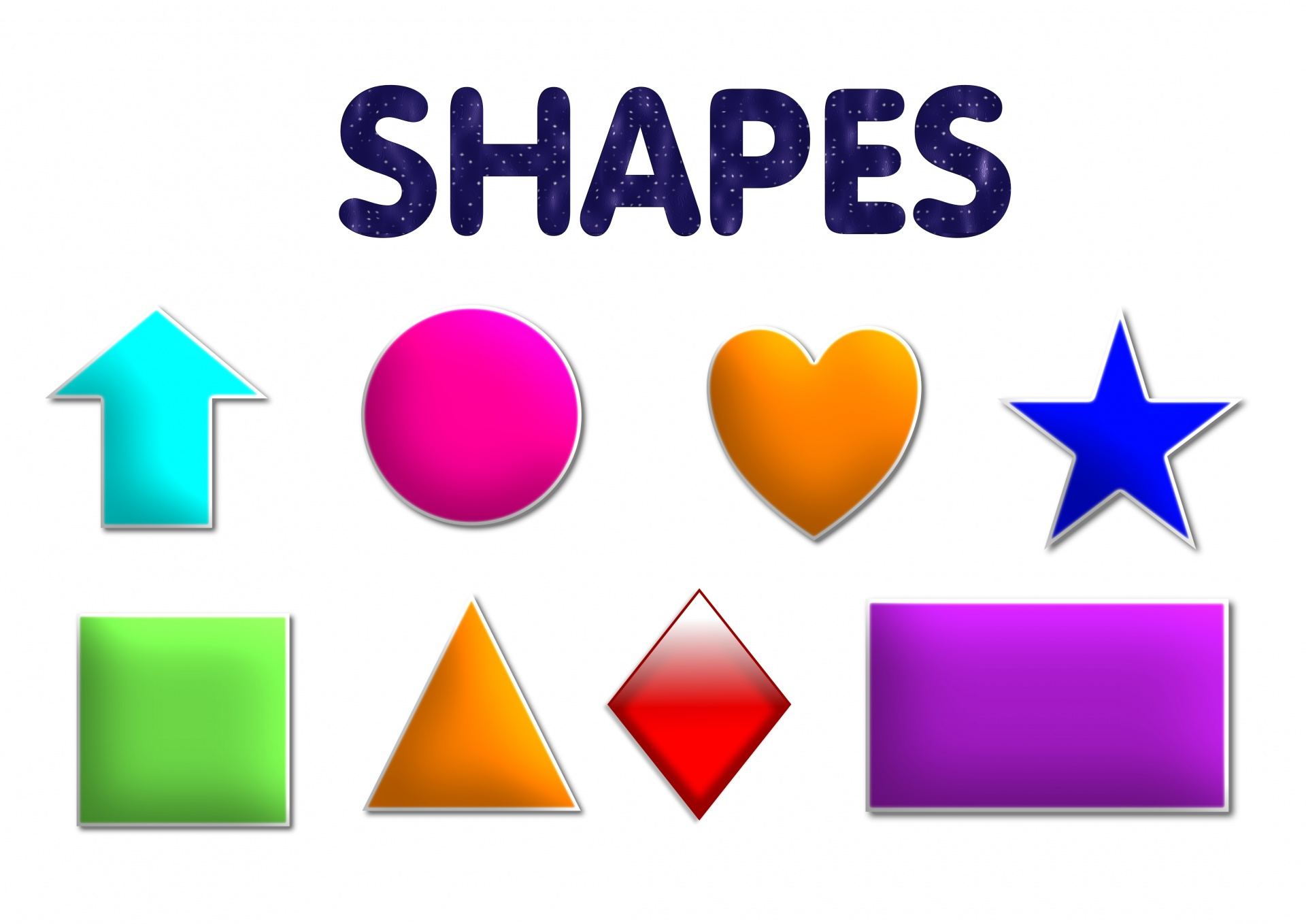 Learning Shapes using the Wheel