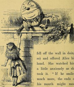Why Did Humpty Dumpty Fall Down