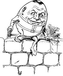 The Humpty Dumpty Nursery Rhyme